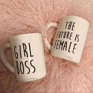 💕Girl Boss Mugs ☕️💕